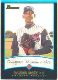 2001 Bowman #266 Ramon Ortiz VG Anaheim Angels