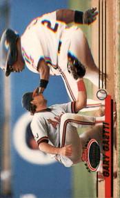 1993 Stadium Club #512 Gary Gaetti VG California Angels