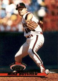 1993 Stadium Club #407 Mike Butcher VG California Angels
