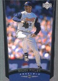 1999 Upper Deck #22 Chuck Finley VG Anaheim Angels