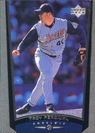 1999 Upper Deck #24 Troy Percival VG Anaheim Angels