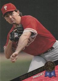 1993 Leaf #22 Terry Mulholland VG Philadelphia Phillies