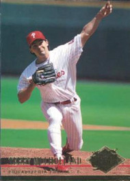 1994 Ultra #251 Terry Mulholland VG Philadelphia Phillies