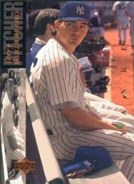 1994 Upper Deck #399 Terry Mulholland VG New York Yankees