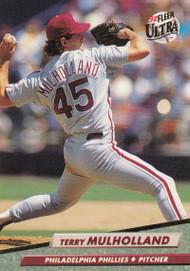 1992 Ultra #248 Terry Mulholland VG Philadelphia Phillies