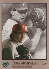 1992 Studio #78 Terry Mulholland VG Philadelphia Phillies