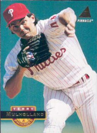 1994 Pinnacle #47 Terry Mulholland VG Philadelphia Phillies