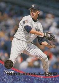 1994 Leaf #373 Terry Mulholland VG New York Yankees