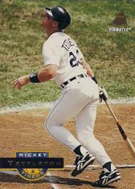 1994 Pinnacle #67 Mickey Tettleton VG Detroit Tigers