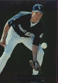 1995 Upper Deck Special Edition #102 Walt Weiss VG Colorado Rockies