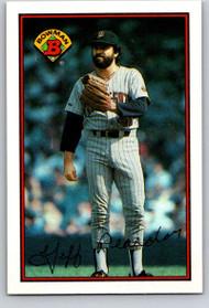 1989 Bowman #148 Jeff Reardon VG Minnesota Twins