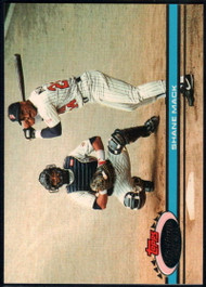 1991 Stadium Club #259 Shane Mack VG Minnesota Twins