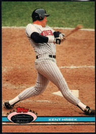 1991 Stadium Club #248 Kent Hrbek VG Minnesota Twins
