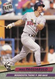 1992 Ultra #96 Mike Pagliarulo VG Minnesota Twins
