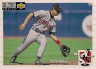 1994 Collector's Choice #202 Pat Meares VG Minnesota Twins