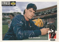 1994 Collector's Choice #96 Scott Erickson VG Minnesota Twins