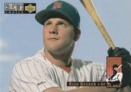 1994 Collector's Choice #1 Rich Becker VG Minnesota Twins
