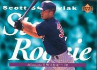 1995 Upper Deck #229 Scott Stahoviak VG Minnesota Twins