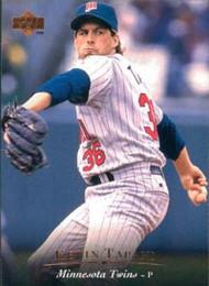 1995 Upper Deck #194 Kevin Tapani VG Minnesota Twins