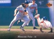 1995 Upper Deck #193 Chuck Knoblauch VG Minnesota Twins