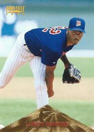 1996 Pinnacle #185 LaTroy Hawkins VG Minnesota Twins