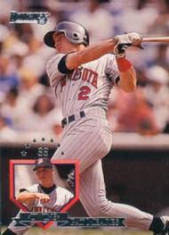 1995 Donruss #185 Pat Meares VG Minnesota Twins