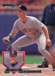 1995 Donruss #106 Steve Dunn VG Minnesota Twins