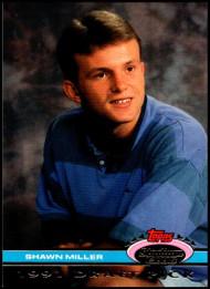 1992 Stadium Club Dome #120 Shawn Miller VG RC Rookie Minnesota Twins