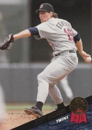 1993 Leaf #142 Scott Erickson VG Minnesota Twins