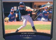 1999 Upper Deck #107 Sean Berry VG Houston Astros