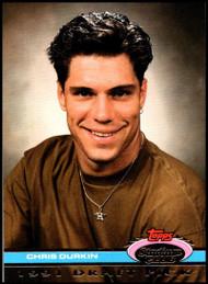 1992 Stadium Club Dome #41 Chris Durkin VG RC Rookie Houston Astros