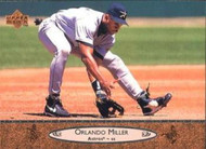 1996 Upper Deck #81 Orlando Miller VG Houston Astros