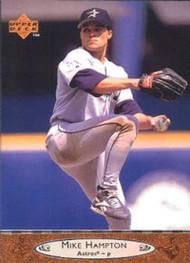1996 Upper Deck #82 Mike Hampton VG Houston Astros