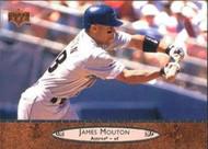 1996 Upper Deck #83 James Mouton VG Houston Astros