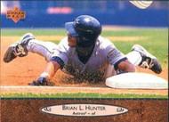 1996 Upper Deck #84 Brian Hunter VG Houston Astros