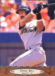 1996 Upper Deck #85 Derek Bell VG Houston Astros