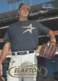 1998 Fleer Update #U42 Scott Elarton VG Houston Astros