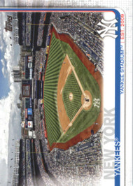 2019 Topps #47 Yankee Stadium NM-MT New York Yankees