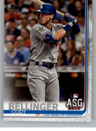 2019 Topps Update #US25 Cody Bellinger NM-MT Los Angeles Dodgers