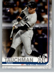 2019 Topps Update #US2 Mike Tauchman NM-MT RC Rookie New York Yankees