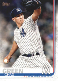 2019 Topps #25 Chad Green NM-MT New York Yankees