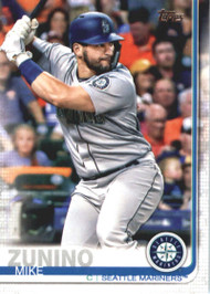 2019 Topps #11 Mike Zunino NM-MT Seattle Mariners