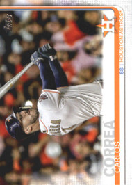 2019 Topps #32 Carlos Correa NM-MT Houston Astros