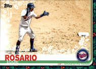 2019 Topps Holiday #HW10 Eddie Rosario NM-MT  Minnesota Twins