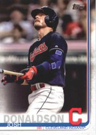 2019 Topps #34 Josh Donaldson NM-MT Cleveland Indians