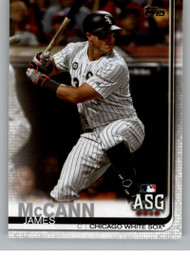 2019 Topps Update #US15 James McCann NM-MT Chicago White Sox
