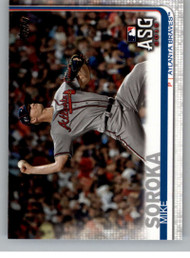 2019 Topps Update #US20 Mike Soroka NM-MT Atlanta Braves