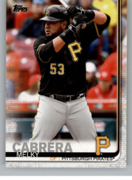 2019 Topps Update #US21 Melky Cabrera NM-MT Pittsburgh Pirates