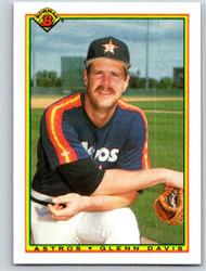1990 Bowman #80 Glenn Davis VG Houston Astros