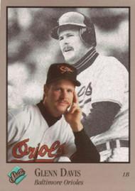 1992 Studio #122 Glenn Davis VG Baltimore Orioles